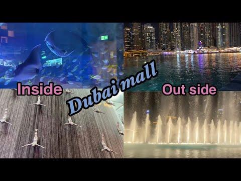 DUBAI MALL FOUNTAIN SHOW / AQUARIUM (BUHAY SA DUBAI) VLOG 145