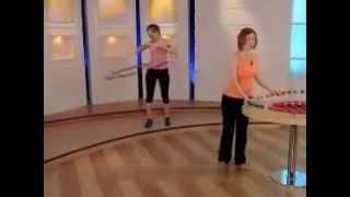 Массажный обруч для похудения Хулахуп (Acu Hoop Pro)