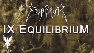 Emperor - IX Equilibrium (Full album)