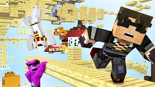 CONSTANT FAILURE AND RAGE! | Minecraft Mini-Game X-RUN! /w Facecam