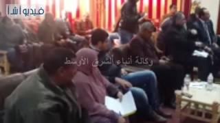 بالفيديو : محافظ المنيا يناقش موقف تنفيذ مشروعات المياه والصرف الصحي المتعثرة بمركز سمالوط