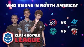 Video CRL North America: 100T v CLG | Immortals v. Tribe Gaming! download MP3, 3GP, MP4, WEBM, AVI, FLV September 2018