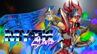 (English) Saint Seiya Myth Cloth Omega Pegasus Kouga