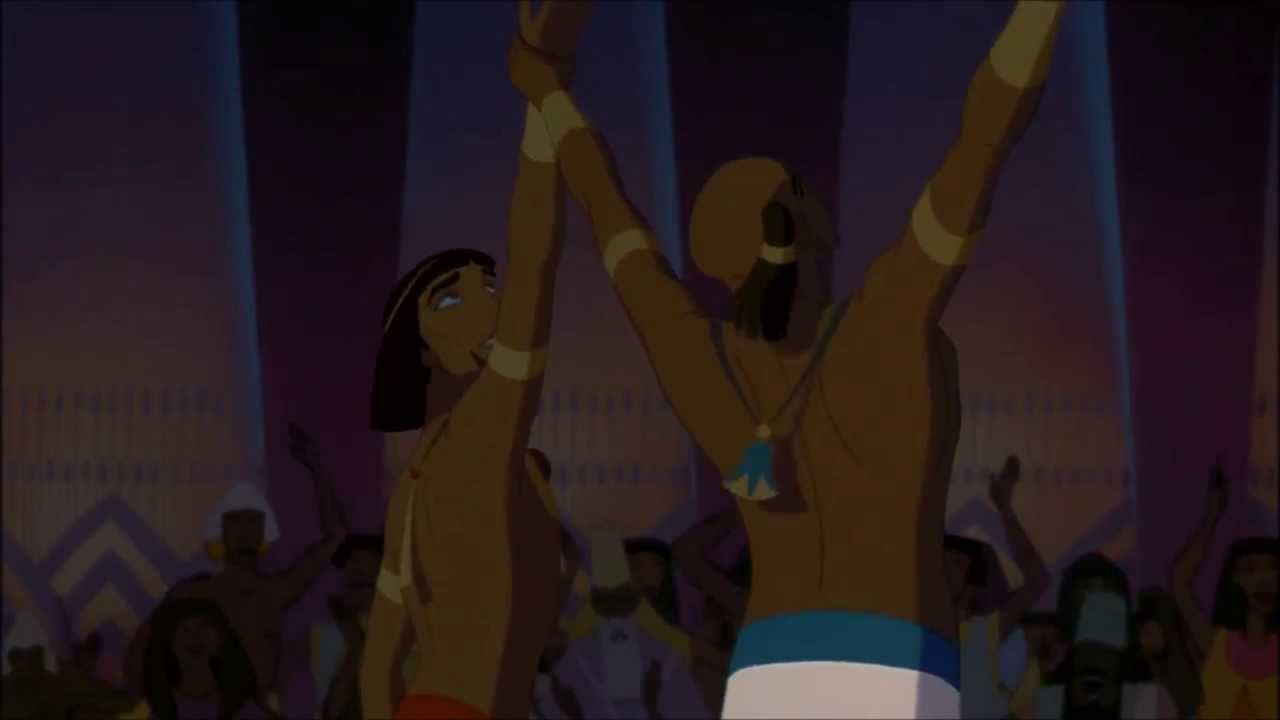 Prince of Egypt- Ramses // Moses - YouTube
