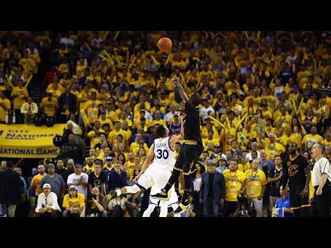 Kyrie Irving EVERY SINGLE CLUTCH SHOT AND GAME-WINNER 2016 ...