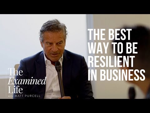 Mark Bouris - The Best Way To Be Resilient In Business | The Examined Life Podcast