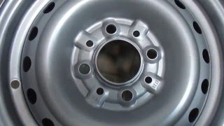 Стальные диски Mefro R13 для ВАЗ (Lada) Классика