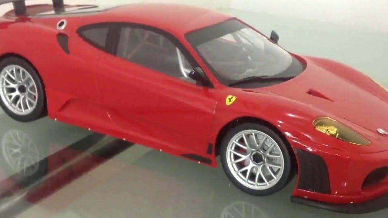 Ferrari F430 GT - YouTube