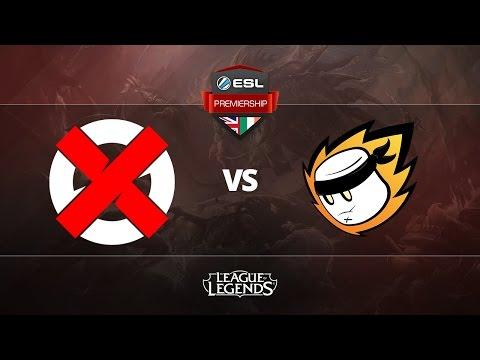 [LoL]  - Xenex vs MnM Gaming - G1 - Grand Final - ESL Premiership