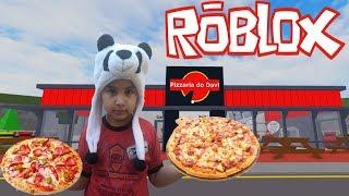 Wir bauten unsere Pizzeria in Roblox blieb Linda (Roblox Pizza Factory Tycoon)