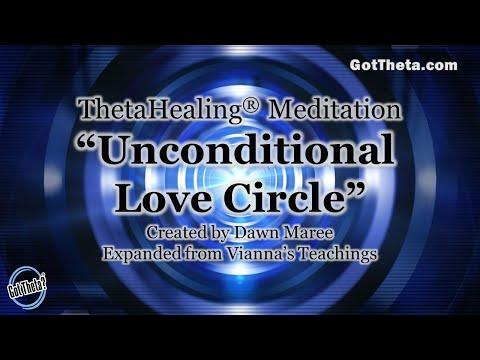 ThetaHealing Meditation: Sending Unconditional Love