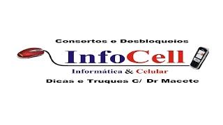 Transmissão ao vivo de Info Cell