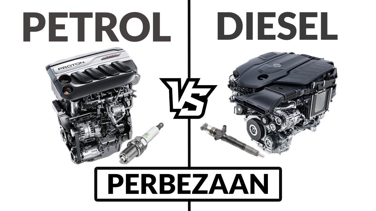 Enjin Petrol VS Diesel – Mana Satu Lagi Bagus