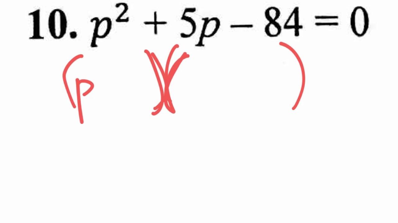 Factoring standard form quadratic trinom v2 youtube factoring standard form quadratic trinom v2 falaconquin
