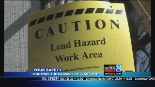 Knowing the Dangers of Lead Paint