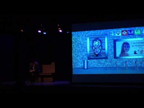 (Générale) - ''Connections'' - Théâtre et Médias - Cégep de Trois-Rivières.