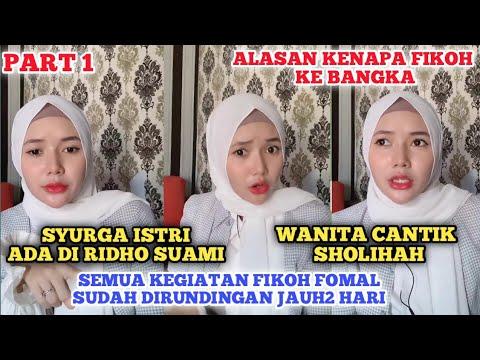 Download PART 1 || ALASAN FIKOH KE BANGKA || FIKOH DAN FOMAL SALING PENGERTIAN