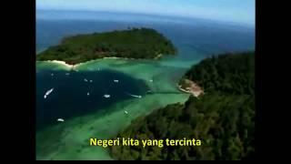 Sabah Tanah Airku (With Lyrics)
