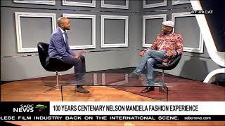 Madiba T-shirt designer Sonwabile Ndamase on his latest offering