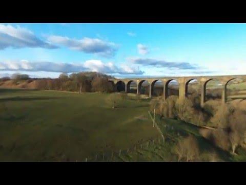 Hewenden Viaduct - Great Northern Railway Trail