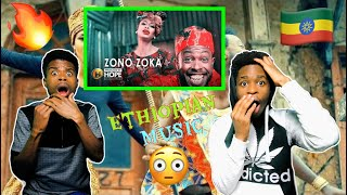 New Ethiopian Music: Asgegnew Ashko (Asge) ft. Betty G - Zono Zoka | ዞኖ ዞካ - REACTION VIDEO!