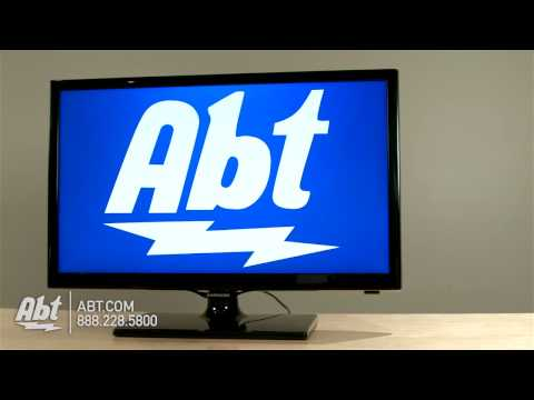 Samsung 22 LED 1080P HDTV UN22F5000 Overview