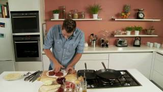 How To Cook Beef Fajitas With Chilli Beans With Aaron Craze