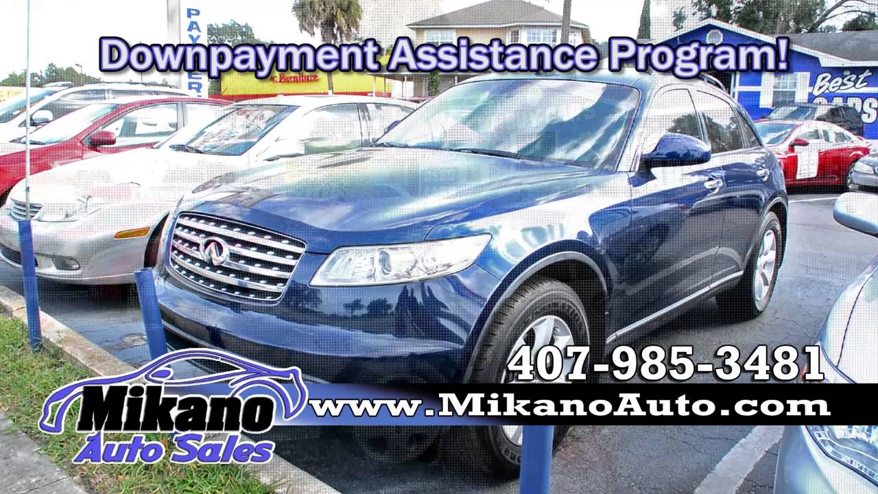 mikano auto sales orlando u0027s best pre owned car dealership youtube