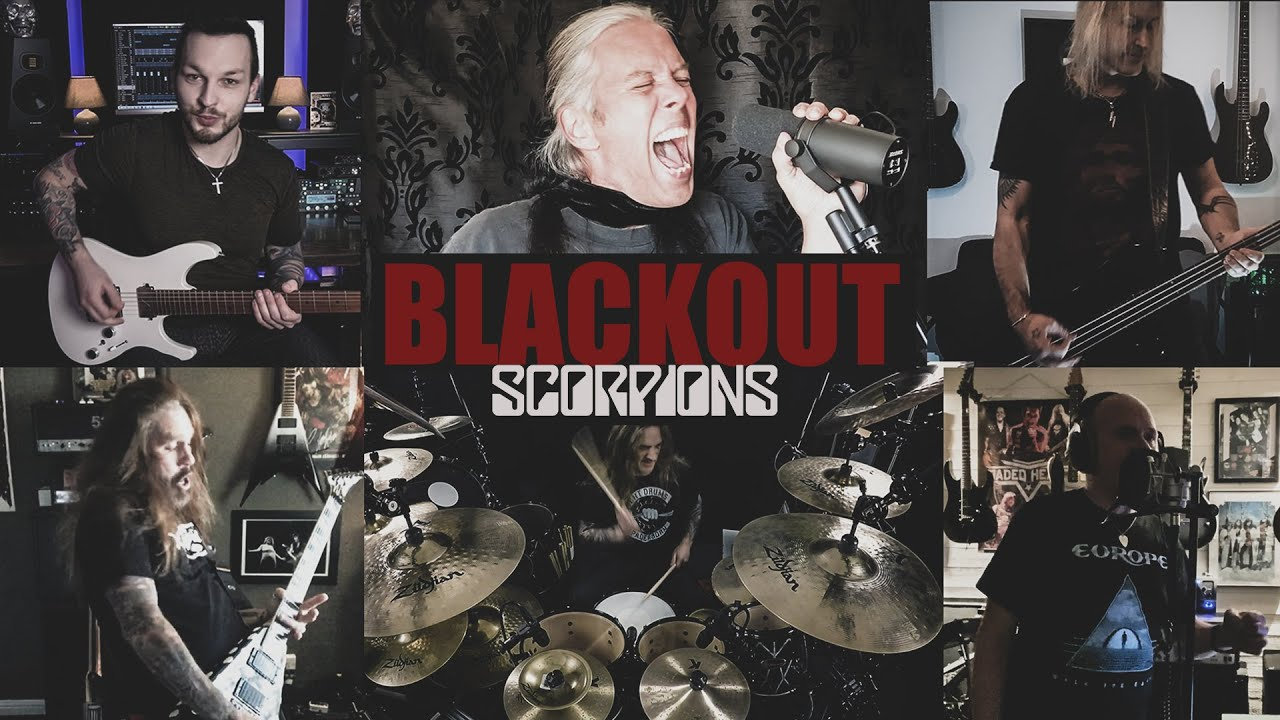 Blackout Scorpions Cover!