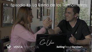 La Reina de los Termómetros, Temporada 2, Venta Perfecta Reality Show