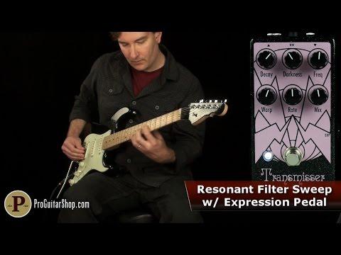 EarthQuaker Devices Transmisser Reverb