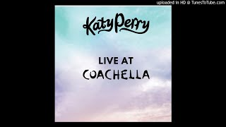 Katy Perry - Walking On Air - Live At Coachella (Studio Version) [Track #12]