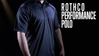 Tactical Performance Polo - Rothco Product Breakdown