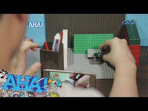 AHA!: Stop-motion animation, paano ginagawa?