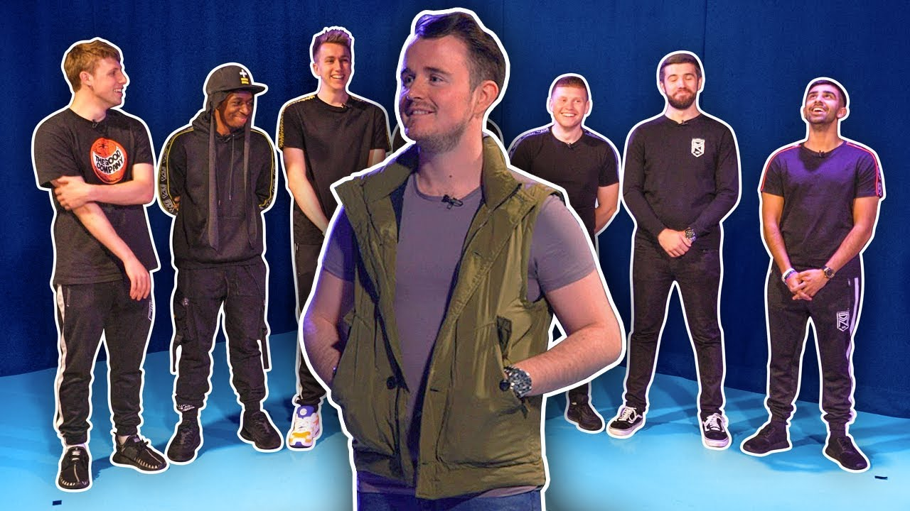 STRANGERS ROAST THE SIDEMEN - SCOTT (UNCUT)