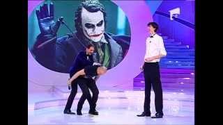 Cine este vedeta din spatele mastii Jocker ( Invitat special Magicianul Antonio )