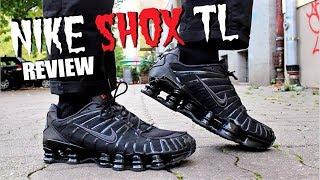 NIKE SHOX TL REVIEW + ON FEET