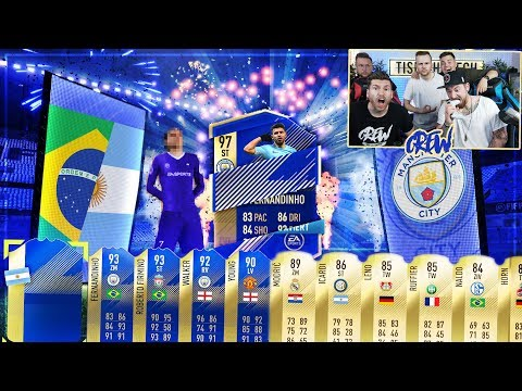 FIFA 18: Das BESTE CREW BPL Pack OPENING 🔥😱 5x 90+ TOTS im PACK am BOXAUTOMAT 💥
