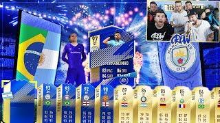FIFA 18: Das BESTE CREW BPL Pack OPENING 🔥😱 5x 90+ TOTS im PACK am BOXAUTOMAT 💥