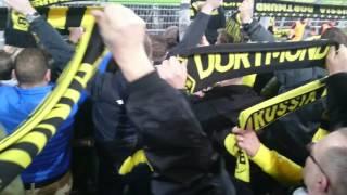 Поход на футбольный матч: Боруссия Дортмунд - Ингольштадт  17.03.17