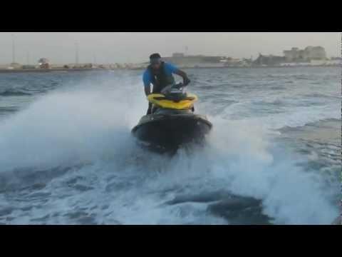Jet Ski stunts- Jeddah Saudi Arabia
