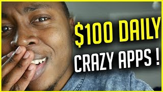 Earn $100 Per For Free Apps (Passive Income) - Make Money Online 2019