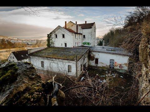 Letzter Blick in die ehemalige Waldhorn-Brauerei in Heidenheim
