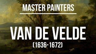 Adriaen van de Velde (1636-1672) A collection of paintings 4K Ultra HD.mp4