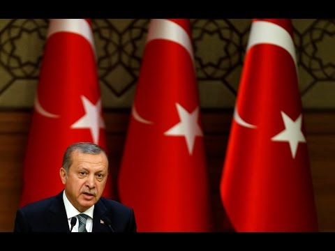 Erdogan tightens control of Turkish armed forces