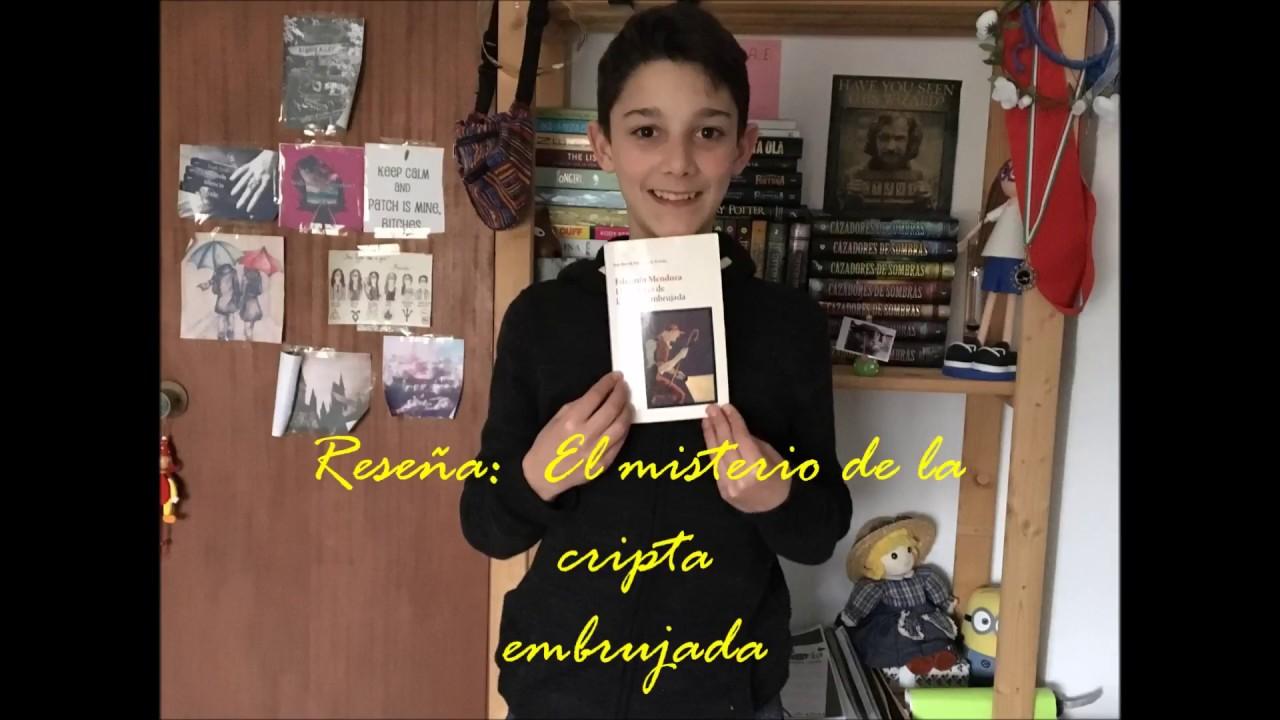 Libro El Misterio De La Cripta Embrujada Pdf