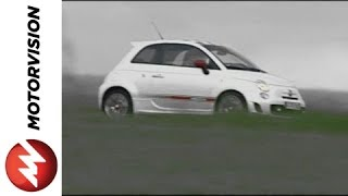 Test Drive Fiat 500 Abarth