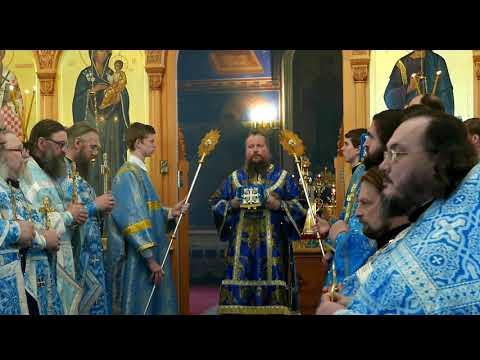 Престольный праздник в Милостиво - Богородицком женском монастыре, г. Кадом