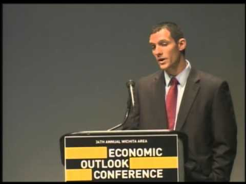 Wichita Area Economic Outlook Conference 2013 - Nathan S. Kaufmann