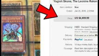 Video The Top 10 Most Expensive Yugioh Cards of All Time - The Yugioh Hierarchy download MP3, 3GP, MP4, WEBM, AVI, FLV Juli 2018